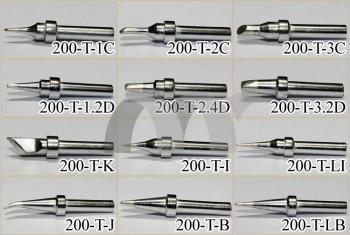 QUICK Solder Tip 200 series